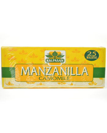 Manzanilla 25ser