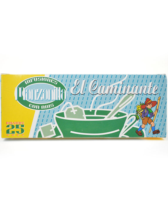 Manzanilla con anís 25ser