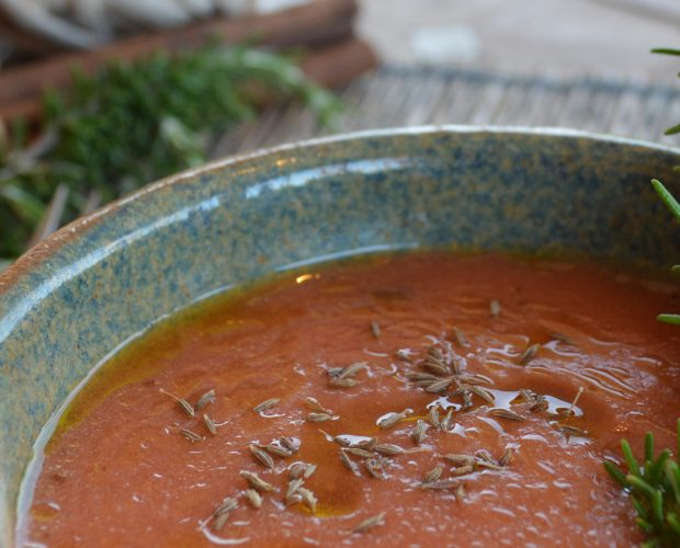 gazpacho veraniego